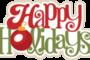 Dec 22-Jan 6 - Winter Holidays